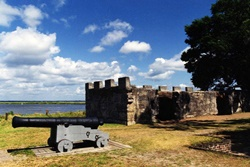 old fort in st simons