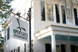 pet friendly bed and breakfast near sea island, georgia