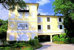 pet friendly hotel in sea island, georgia; dog friendly hotel on saint simons island
